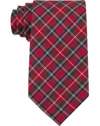 Tommy Hilfiger Hearth Traditional Tartans Tie - Lyst