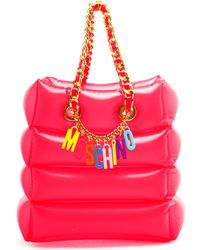 Moschino Inflatable Shoulder Bag - Lyst