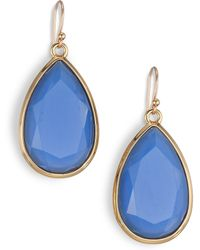 Kate Spade Day Tripper Faceted Drop Earrings - Lyst