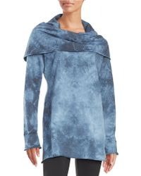 Lvr Tie-dyed Sweatshirt