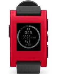 Pebble Smart Watch - Blue
