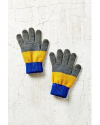 Urban Outfitters Texting Glove - Blue