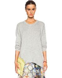 Preen Kelsey Wool-Blend Sweater - Lyst