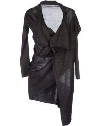 Aminaka Wilmont - Short Dress - Lyst