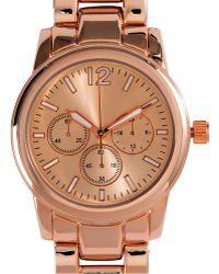 H&M Wrist Watch - Metallic