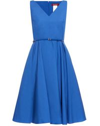 Max Mara Studio Asiago Dress - Lyst