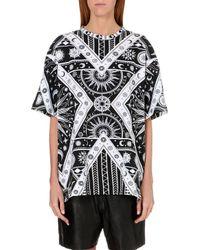 Ktz Astro Print Tshirt Black - Lyst