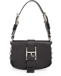 Opening Ceremony 'Beiby' Leather Shoulder Bag - Lyst