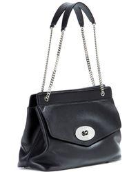 Mulberry Blenheim Leather Shoulder Bag - Lyst
