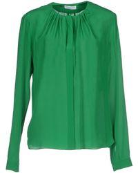 Vionnet Shirt green - Lyst