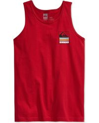 Quiksilver Outlyer Tank - Lyst