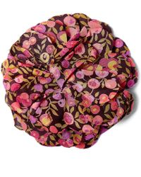 Liberty - Pink Wiltshire Rose Hair Clip - Lyst