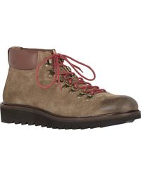 Barneys New York Lace-up Hiking Boots - Lyst