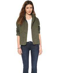 House of Harlow 1960 - Brody Jacket Army - Lyst