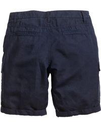H&M Cargo Shorts - Blue