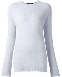 The Row 'Eban' Sweater - Lyst