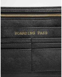 ASOS - Travel Wallet And Passport Holder - Lyst