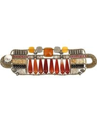 Ziio - Incas Large Beaded Bracelet - Lyst
