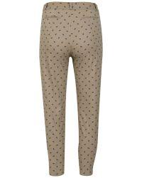 Orla Kiely - Women'S Trousers - Lyst
