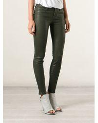 J Brand Skinny Trousers - Lyst