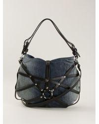 Diesel Julie Strap Shoulder Bag - Lyst