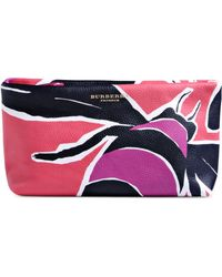 Burberry Prorsum Clutches black - Lyst