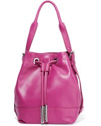Opening Ceremony - Mini Izzy Convertible Leather Backpack - Lyst