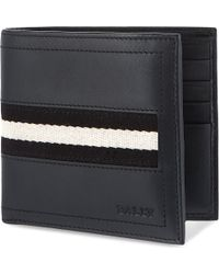Bally Tollent290 Billfold Wallet Black - Lyst