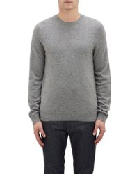 Vince Crewneck Pullover Sweater - Lyst