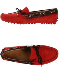 PS by Paul Smith Moccasins - Red