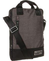"""Ogio 13"""" Covert Shoulder Bag - Gray"""