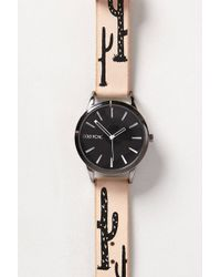 Cold Picnic | Painted Cacti Watch | Lyst
