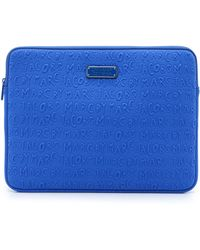 "Marc By Marc Jacobs Adults Suck Neoprene 15"" Computer Case - Salton Sea blue - Lyst"