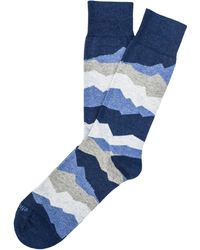 Etiquette - Etiquette Seismic Socks - Lyst