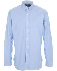 Ralph Lauren Blue Label Oxford Shirt - Lyst