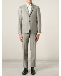 Thom Browne Checked Suit - Lyst