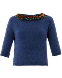 Max Mara Studio Certo Sweater - Lyst