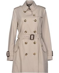 Burberry Prorsum Full-length Jacket - Lyst