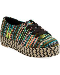 Circus By Sam Edelman Brandon Patterned Sneakers - Lyst