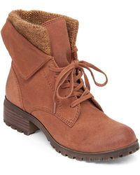 Lucky Brand - Huntress Bootie - Lyst