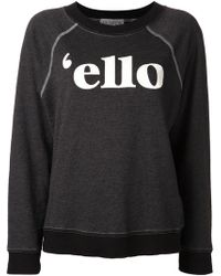 Wildfox Ello Kims Sweater - Lyst