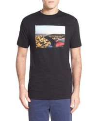 Jack O'neill - 'basecoat' Graphic T-shirt - Lyst