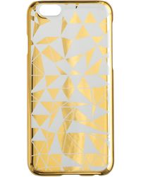 J.Crew Clear Printed Case For Iphone® 6 - Lyst