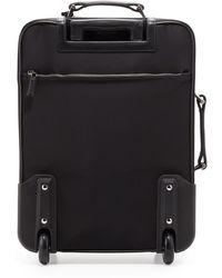 Prada Nylon Carry-on Trolley Bag - Black