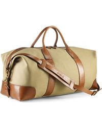 Polo Ralph Lauren | Core Canvas Duffle Bag | Lyst