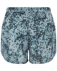 adidas Originals - Q415 M10 Splatter Sports Shorts - Lyst