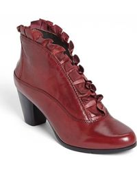 Everybody 'kava' Bootie - Red