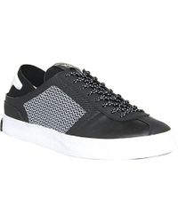 Adidas Lazelle Houndstoot Knitted Trainers - For Men - Lyst