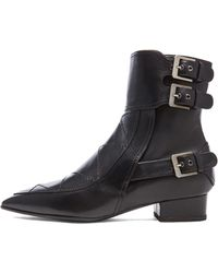 Laurence Dacade Gepetto Leather Booties - Lyst