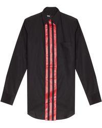 Y-3 Shirt - Lyst
